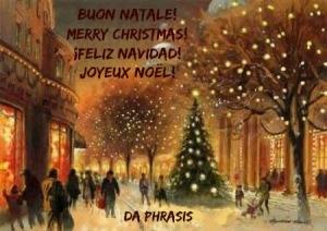 Phrasis - Auguri di Buon Natale