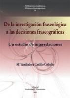 "De la investigación fraseológica a las decisiones fraseográficas</a> di <a href=""http://www.phrasis.it/?book-author=ma-auxiliadora-castillo-carballo"">María Auxiliadora Castillo Carballo</a>"