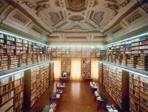 biblioteca crusca